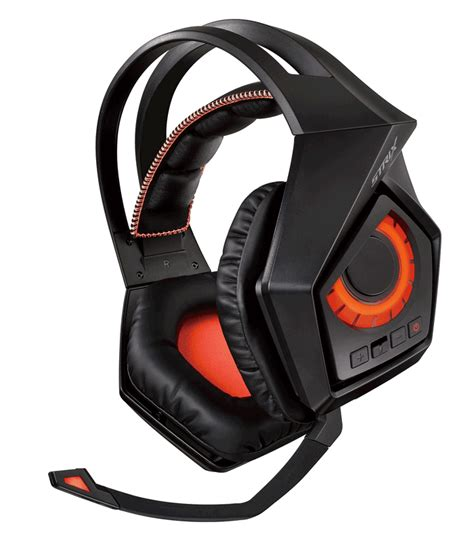 Headset Hp Asus asus rog strix wireless gaming headset with 7 1 surround sound