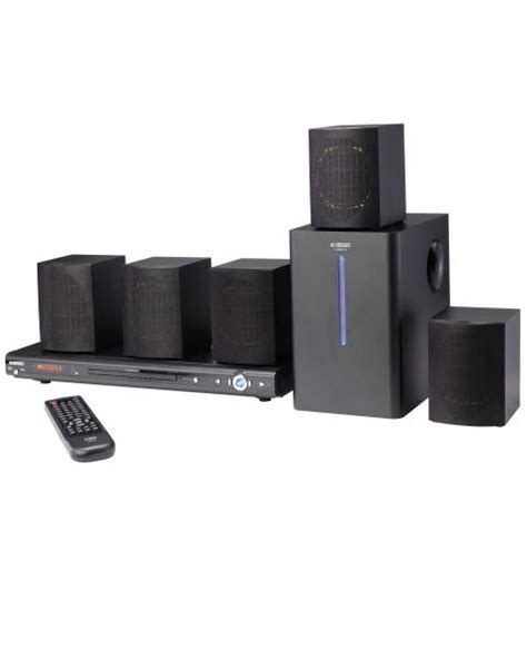 curtis 5 1 channel home theatre system electronics zavvi