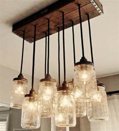 Jar Kitchen Lighting Staging Decorating On The Cheap Decorating Ideas
