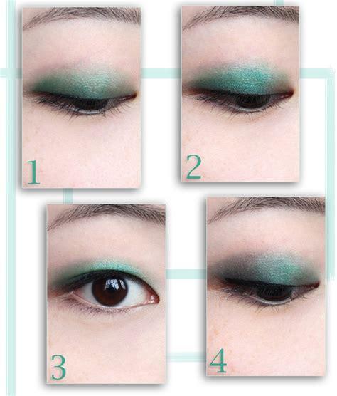 eyeshadow tutorial sephora thenotice a sephora pantone makeup look emerald 2013