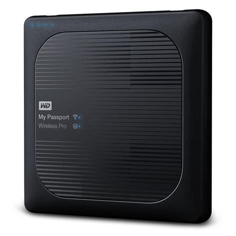 Wd Passport Wireless Pro 1tb 2 5 1000gb western digital my passport wireless pro 1tb 2 5