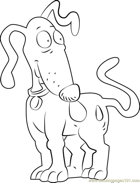 rugrats coloring pages spike coloring page free rugrats coloring pages