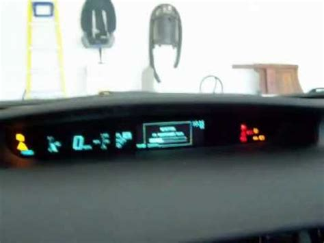 Soon Maint Toyota Prius Maintenance Required Soon Autos Post