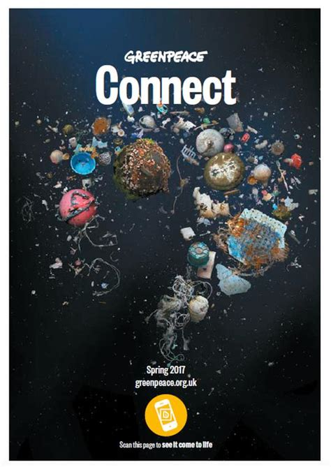 greenpeace magazine virtually green greenpeace is using reality to
