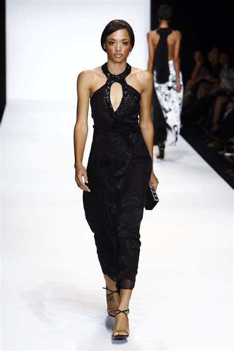 New Saleisha Stowers Pictures by Saleisha Stowers Photos Photos Fuchs Mbfw 09