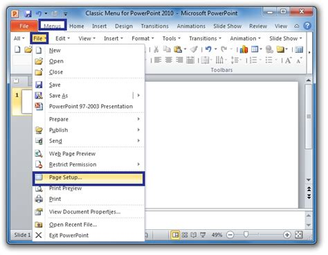 section header layout powerpoint 2013 how to disable page setup in excel 2007 how to change