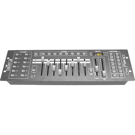 dmx light board controller chauvet dj obey 40 dmx controller obey 40 b h photo video