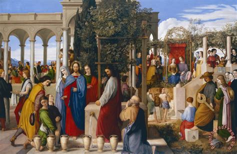 Wedding At Cana Pdf by The Miracle Of Jesus Marriage At Cana In
