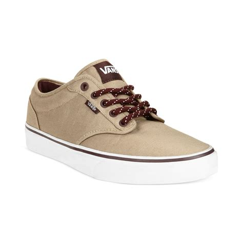 vans sneakers mens vans atwood sneakers in for lyst