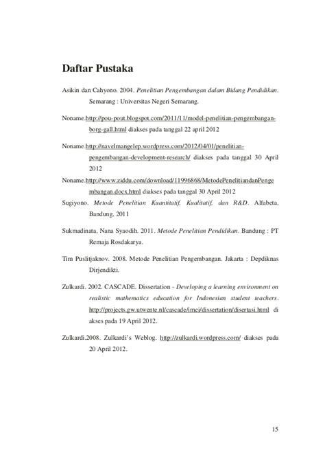 Metode Penelitian Kuantitatif Kualitatif Rd By Sugiyono perbedaan research development r d dan development