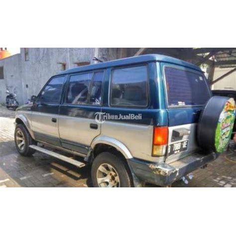 Kerang Hijau Di Kramat Jati mobil isuzu panther miyabi 2 3 tahun 1993 hijau