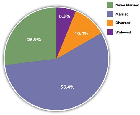 statistics bureau usa the changing family