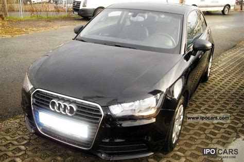 2011 Audi A1 1 4 Tfsi Comfort Package Sh Car Photo And
