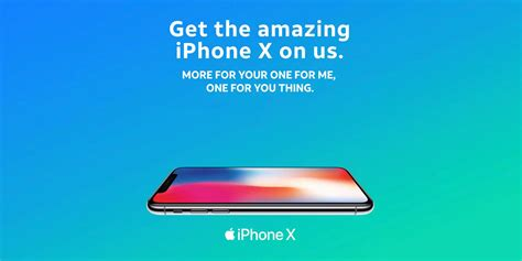 at t offers bogo free iphone x for next customers 9to5mac