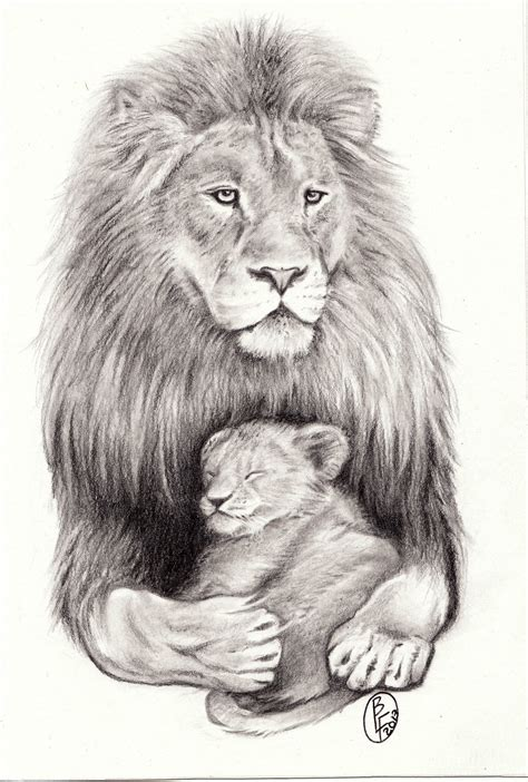 lion with cub tattoo designs cub sle in 2017 real photo pictures