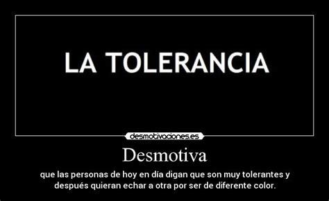 tolerancia 0 desmotivaciones carteles de tolerancia imagui