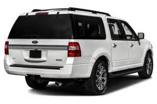 Ford Expedition New 2016 Ford Expedition El Price Photos Reviews