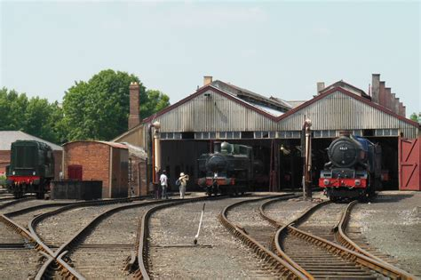 Gwr Engine Sheds by Didcot Engine Shed By Rlkitterman On Deviantart