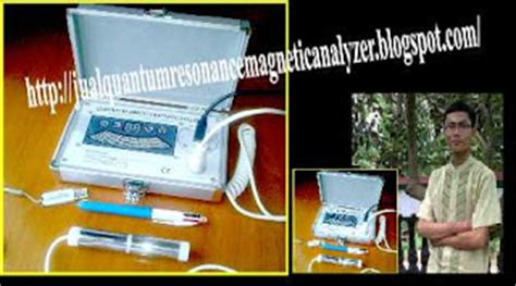 Jual Alat Hidroponik Bandar Lung jual quantum resonance magnetic analyzer jual quantum