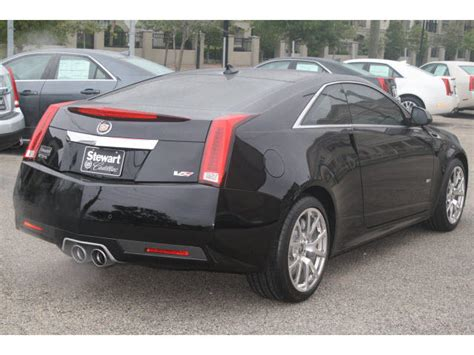 Stewart Cadillac In Houston by The All New 2011 Cadillac Cts V Coupe Has Been Named Best
