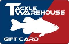 buy tackle warehouse gift cards at a discount giftcardplace - Tackle Warehouse Gift Card