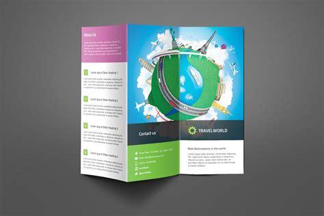 20 free indesign brochure templates cs5 pocket folder 9