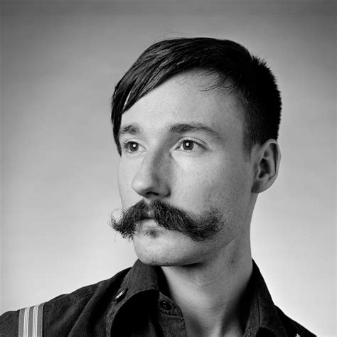handlebar mustache actor to the men of newport come revel in your moustachery