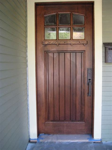 Craftsman Style Front Doors 17 Best Images About Front Doors On Craftsman Door Craftsman Front Doors And Craftsman
