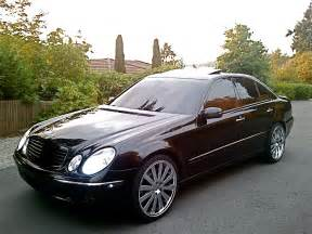 2003 mercedes e class information and photos