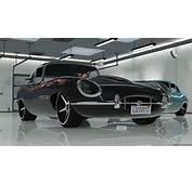 Jaguar E Type Custom Add On / Replace FINAL для GTA 5