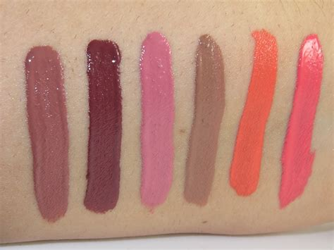 Nyx Liquid Suede Lipstick nyx liquid suede lipstick vault review swatches