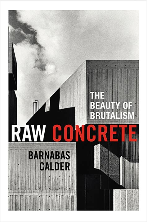 libro raw concrete the beauty what we re reading raw concrete the beauty of brutalism by barnabas calder journal the