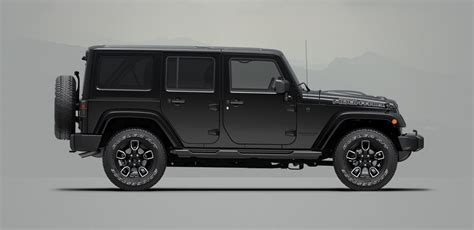 jeep smoky mountain rhino jeep wrangler chief και smoky mountain editions autoblog gr