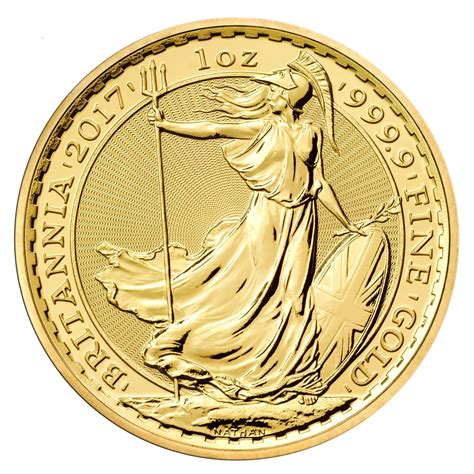 Of Gold buy 2017 gold britannia bullionbypost from 163 1 002