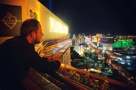 mandalay bay bar top floor the foundation room at mandalay bay the best view in