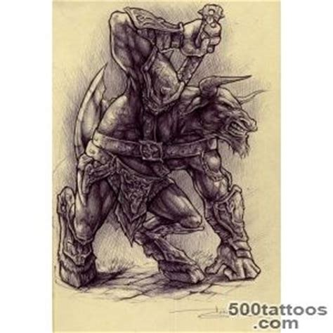 minotaur tattoo designs minotaur designs ideas meanings images