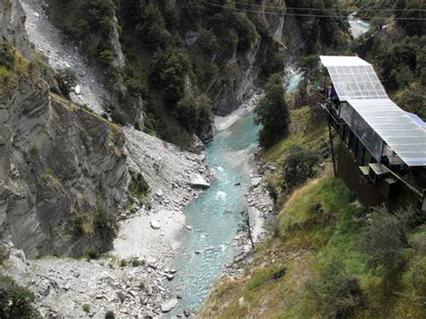 canyon swing queenstown new zealand shotover canyon swing reviews queenstown new zealand