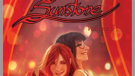 sunstone volume 1 sunstone tp sunstone vol 5 tp comic book review impulse gamer