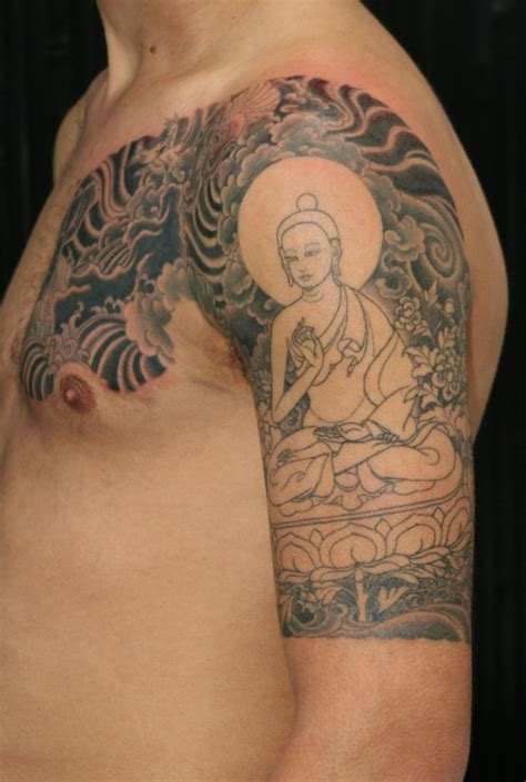 meditation tattoo designs 20 spiritual and stunning buddhist designs