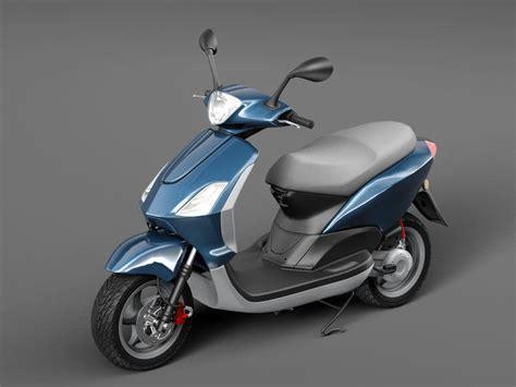 Moto 3d Model