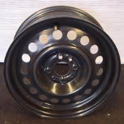 Fiat 500 Steel Wheels Fiat 2012 2015 Oem 15 X 6 Steel Wheel Wheels Rims