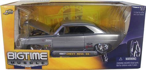 124 Chevy Ss 67 Dubcity 1967 chevy ss pro stock silver dub city bigtime