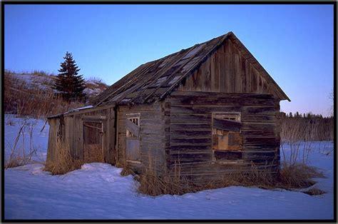 Ninilchik Cabins by Cabin At Ninilchik Alaska March 1998