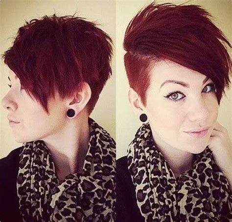 15 pixie cuts with shaved side pixie cut 2015 15 red hair pixie cut pixie cut 2015