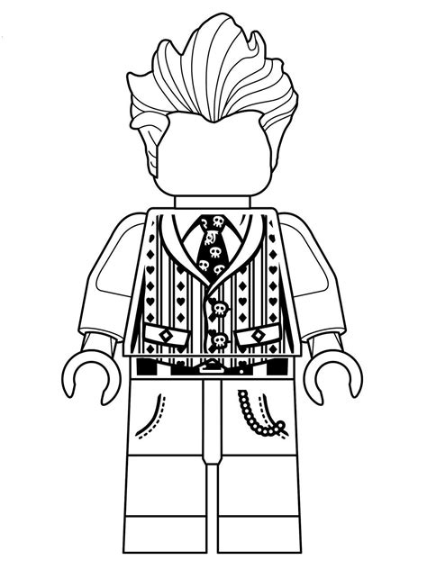 kids n fun com coloring page lego batman movie joker