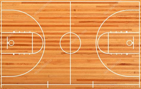 basketball floor plan basketbal hof plattegrond op parket achtergrond