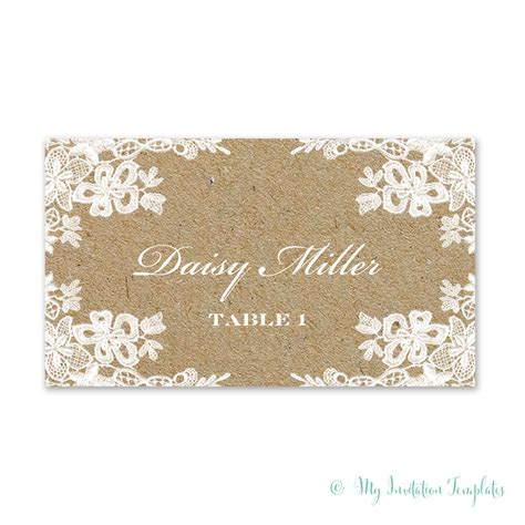 lace templates card rustic gift tag template rustic lace card printable