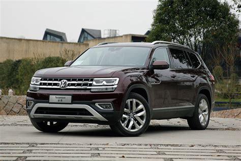 Volkswagen Car Sales by Volkswagen Teramont China Auto Sales Figures