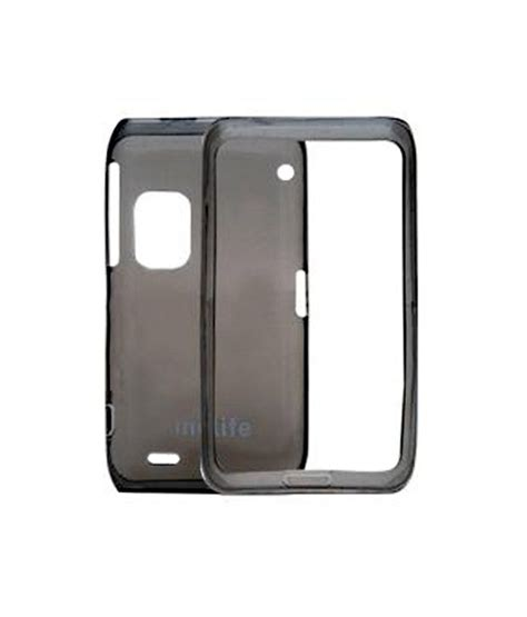 mobile back covers molife nokia e7 mobile back cover m mlp9041 plain back