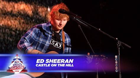 ed sheeran queue ed sheeran castle on the hill live at capital s